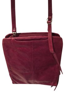 Hobo International Leather Cross Body Bag