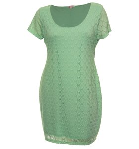 Isaac Mizrahi short dress Mint on Tradesy