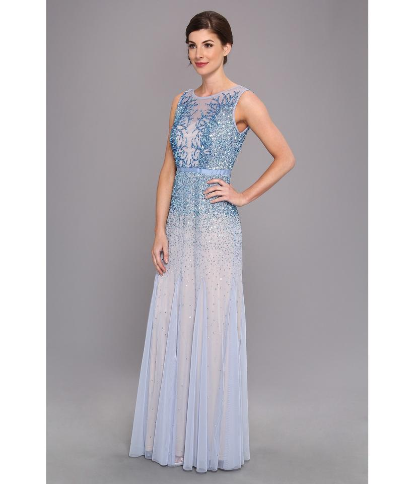 Long Beaded Gown