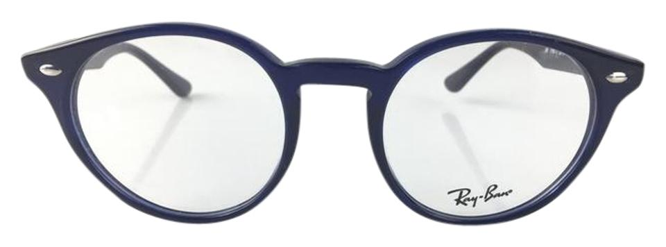 Ray ban blue rb 2180v round circle navy logo frames sunglasses tradesy ray ban ray ban rb 2180v round circle navy logo eyeglasses frames thecheapjerseys Image collections