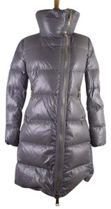 e5a65622c726 Moncler Gray Joinville High Collar Puffer 1 Coat Size 2 (XS) - Tradesy