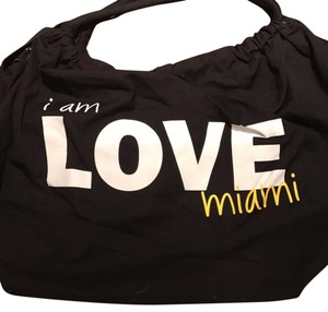 Peace Love World Beach Bag