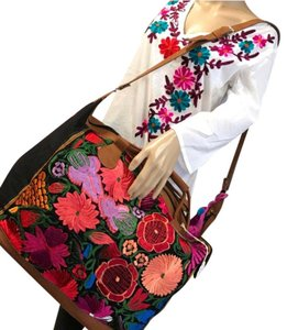Cielito Lindo Black Travel Bag