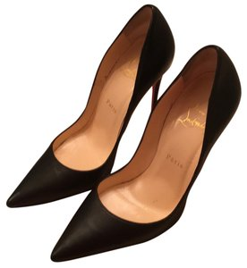 Christian Louboutin Mate Black Pumps
