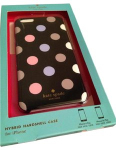 Kate Spade Nwt Kate spade hybrid hardshell case for 6plus and 6s plus iPhone