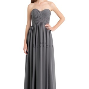Bill Levkoff Bill Levkoff Pewter 740 Dress Dress