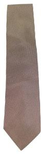 100% Pure Silk Patterned Tie STTY02