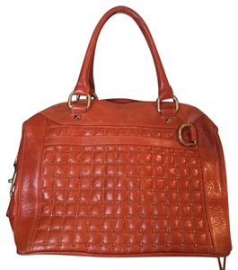 Rebecca Minkoff Satchel in Orange