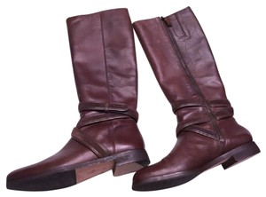 Cole Haan Chestnut-Brown Boots