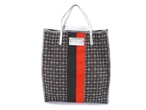 Kate Spade Tote in Dark Brown x Red
