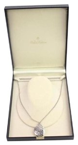 Brooks Brothers Silver Engraved Necklace 47BBA919