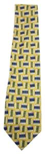 Missoni 100% Pure Silk Box Diamond Illustration Tie MTTY01
