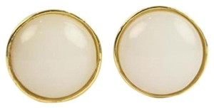 Chanel Pearl Gold Earrings 91CCA730