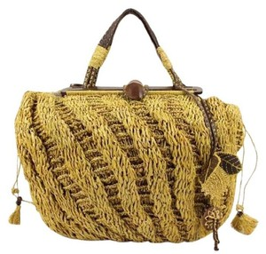 Tocca Tote in Yellow