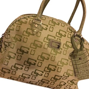 Guess green Travel Bag