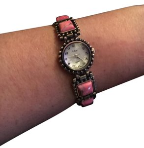 Other Beautiful Copper and Gemstone Watch