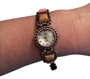 Other Unique Copper and Gemstone Watch