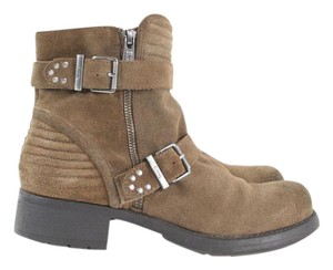 Circus by Sam Edelman Bootie Brown Suede Boots