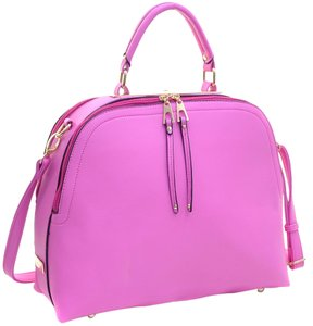Other Classic Vintage The Treasured Hippie Large Handbags Satchel in Pink4507 gray hawk street