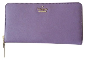 Kate Spade Cameron Street Lacey Leather Wallet
