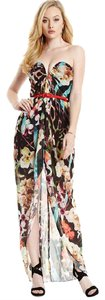Multicolor Maxi Dress by Marciano Gown Floral Maxi