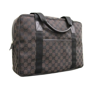Gucci Canvas Unisex Laptop Bag