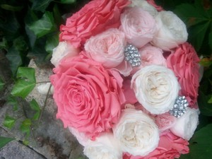 Real Roses That Have Been Freeze Dried To Last