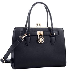 Other Classic Vintage Large Handbags The Treasured Hippie Satchel in Black