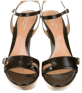 Sergio Rossi Women Black Platforms