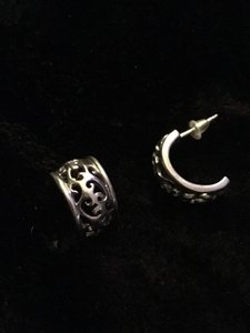 Other Solid Sterling Silver Earrings