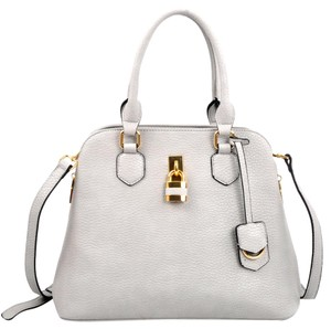 Other Classic The Treasured Hippie Large Handbags Vintage Satchel in Gray