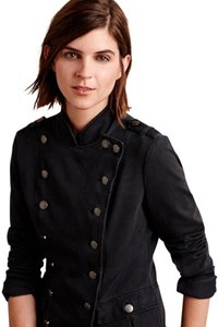 Marrakech Anthropologie Field Military Black/Charcoal Jacket