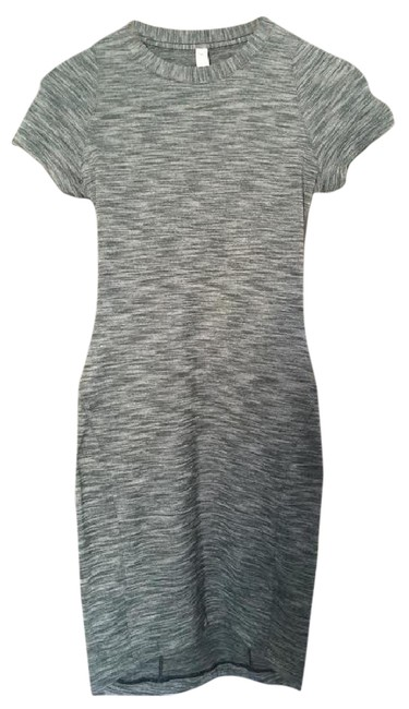 Item - Heathered Green Where-to Short Casual Dress Size 2 (XS)