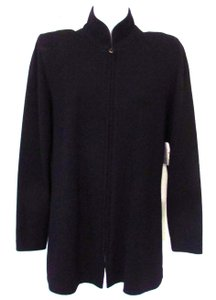 St. John Knit Black Jacket