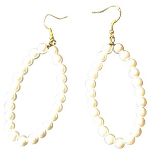 Anna's Art Charming Pearl Earrings