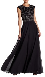 Parker Formal Gown Sequin Embellished Dress
