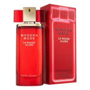 Este Lauder modern muse Le rouge gloss 3.4oz fragrance for women