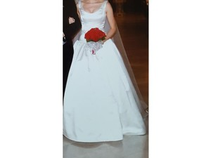 Lazaro 3252 Wedding Dress