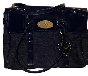 Mulberry for Target Satchel in Blue