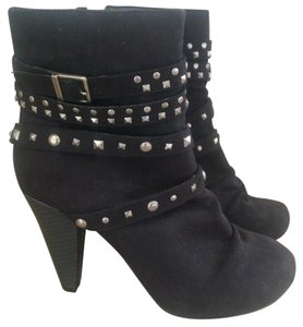 Fashion Bug Black Boots