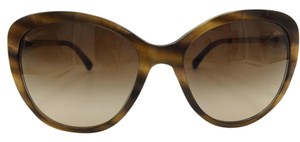 Chanel Chanel Taupe Butterfly Sunglasses 5338-H c.1101/S5 56
