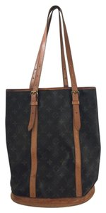 Louis Vuitton Speedy Keepall Purse Leather Shoulder Bag
