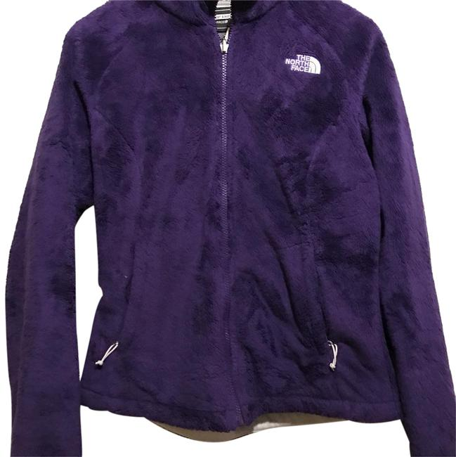 The North Face Purple Jacket Coat Size 4 (S) The North Face Purple Jacket Coat Size 4 (S) Image 1