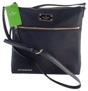 Kate Spade Women's Wkru3618 Nylon Cross Body Bag