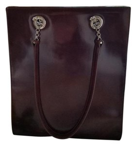 Cartier Chanel Panther Tote in Brown