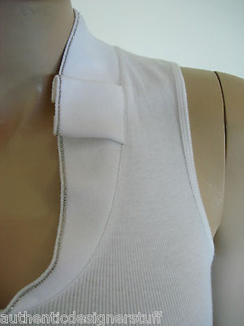 Brunello Cucinelli T Shirt White