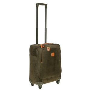 Bric's Luggage Carry On Travel Olive Travel Bag