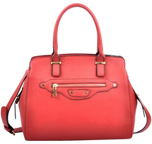 Other Classic The Treasured Hippie Large Handbags Vintage Satchel in Red