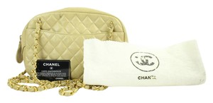 Chanel Cross Body Camera Lambskin Classic Shoulder Bag