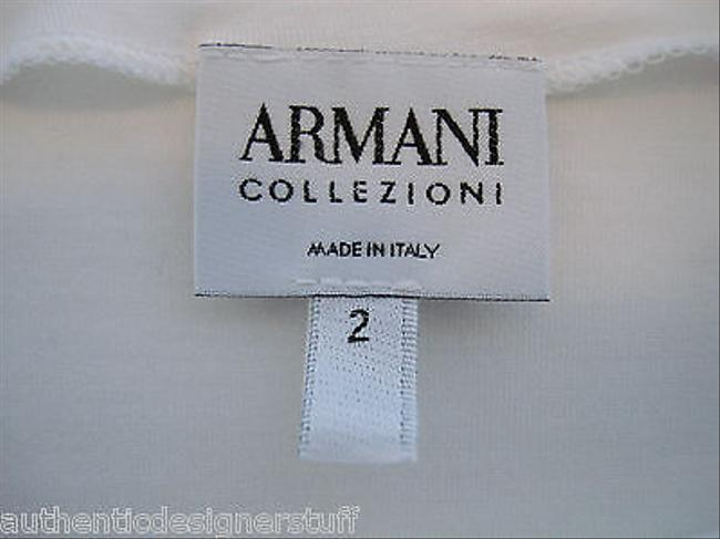 Emporio Armani Collection Spandex Tee T-shirt Sweater